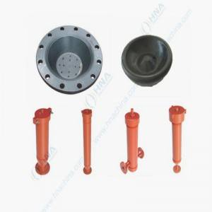 Suction Dampener/Desurger & Suction Stabilizer Assembly