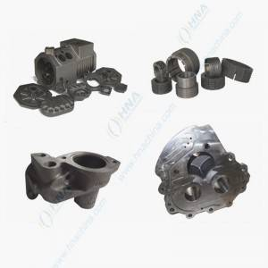 Other Forging Parts– Machinery Fittings