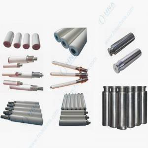 HNA Metal/Ceramic Plunger Interchangeability