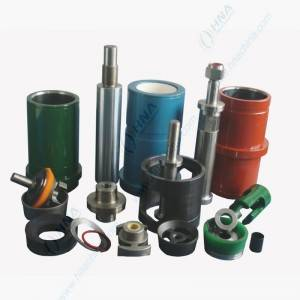 HNA Fluid End Parts & Expendables, Rod & Clamp  Interchangeability