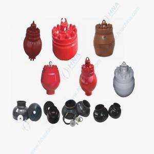 Discharge Pulsation Dampener, Diaphragm/Capsule/Bladder & Assembly Parts
