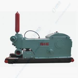 HNA-HW-446 Triplex Mud Pump- Well Service Pump