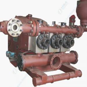 HNA Suction Manifold & Discharge Manifold /Discharge Strainer Cross/JA-3 Shear Relief Valve Assembly Interchangeability