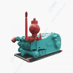 HNA-F-1300 Triplex Mud Pump