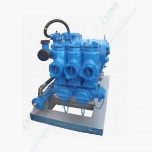 HNA 400-HT Plunger Pump –For Well Service