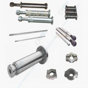 Rod & Clamp - Piston Rod & Sub, Pony Rod, Pikendusvarda, Rod Clamp
