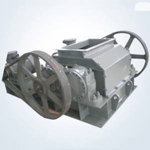 PLF Type Double Roll Crusher for Stone Crushing