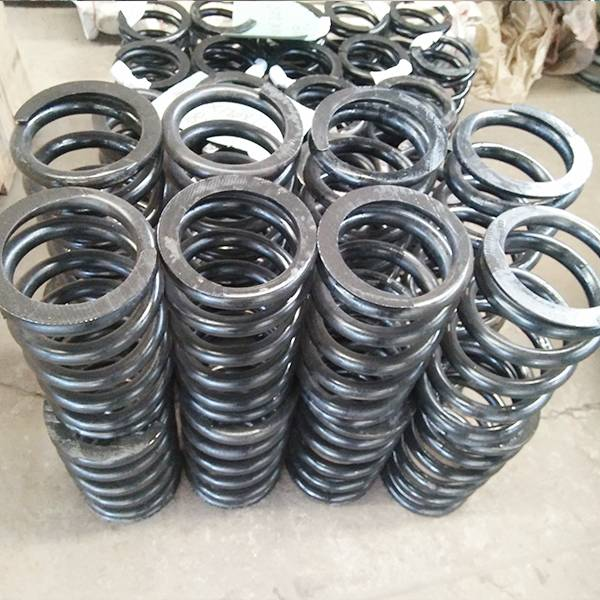 Stainless Steel Damping Spring Featured Image