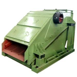 YK/YA-type Circular Vibrating Screen with Wear-resistant Sieve