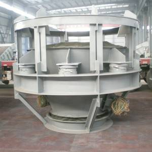 ZD Type Vibrating Hopper for Feeding