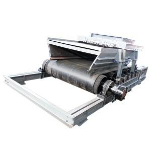 JDG-type Vibrating Grizzly Screen Feeder