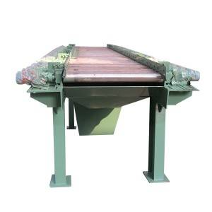JGS type roller screen