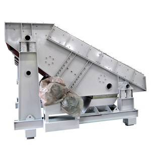 XBZS Type Vibrating Screen for Secondary Screening