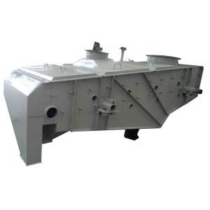 ZS-type Linear Vibrating Screen for Material Grading
