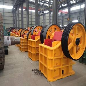 PE(X) Type Jaw Crusher for Sale