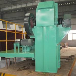 NE/PL-type Chain Conveyor Bucket Elevator