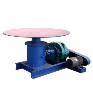 PZH Type Disc Feeder with Dust-proof