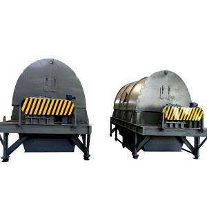 Drum Screen for Coal Slurry