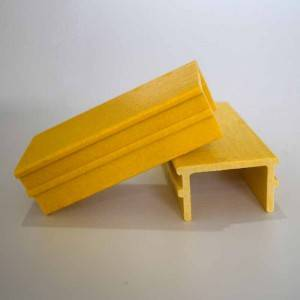 Strong And Durable FRP(Fiberglass) Channel Steel