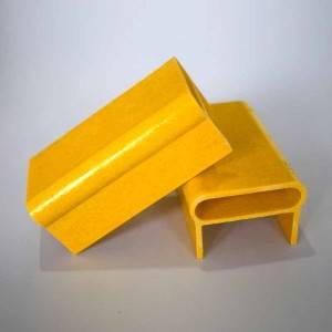 Various Specifications FRP(Fiberglass) Shaped Pultruded Profiles