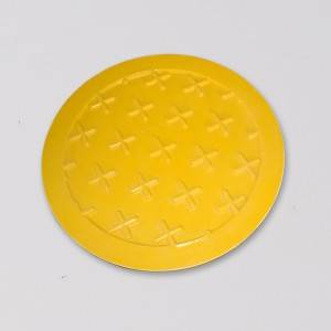 Factory made hot-sale Fiber Glass Roud Pipe - Factory Sales FRP(Fiberglass) Manhole Cover – Jinglong