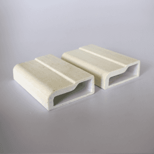 Widely Used FRP(Fiberglass) Shaped Pultruded Profiles
