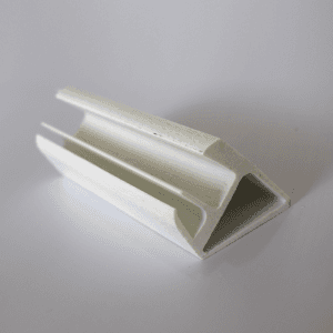 High Quality FRP(Fiberglass) Shaped Pultruded Profiles