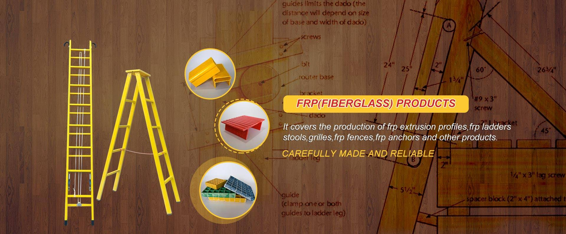 FRP(FIBERGLASS) PRODUCTS