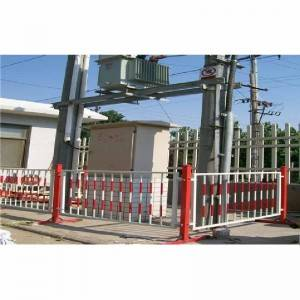 Factory Hot Sale FRP(Fiberglass) Substation Security Fence