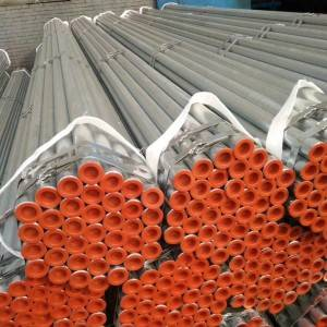 Galvanizado Steel Pipe