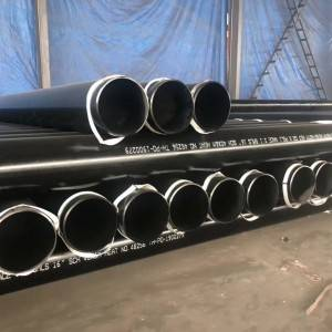 Hot Expanded Seamless Pipe