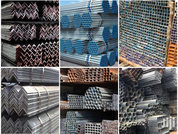 Galvanized steel size SC and the difference DN