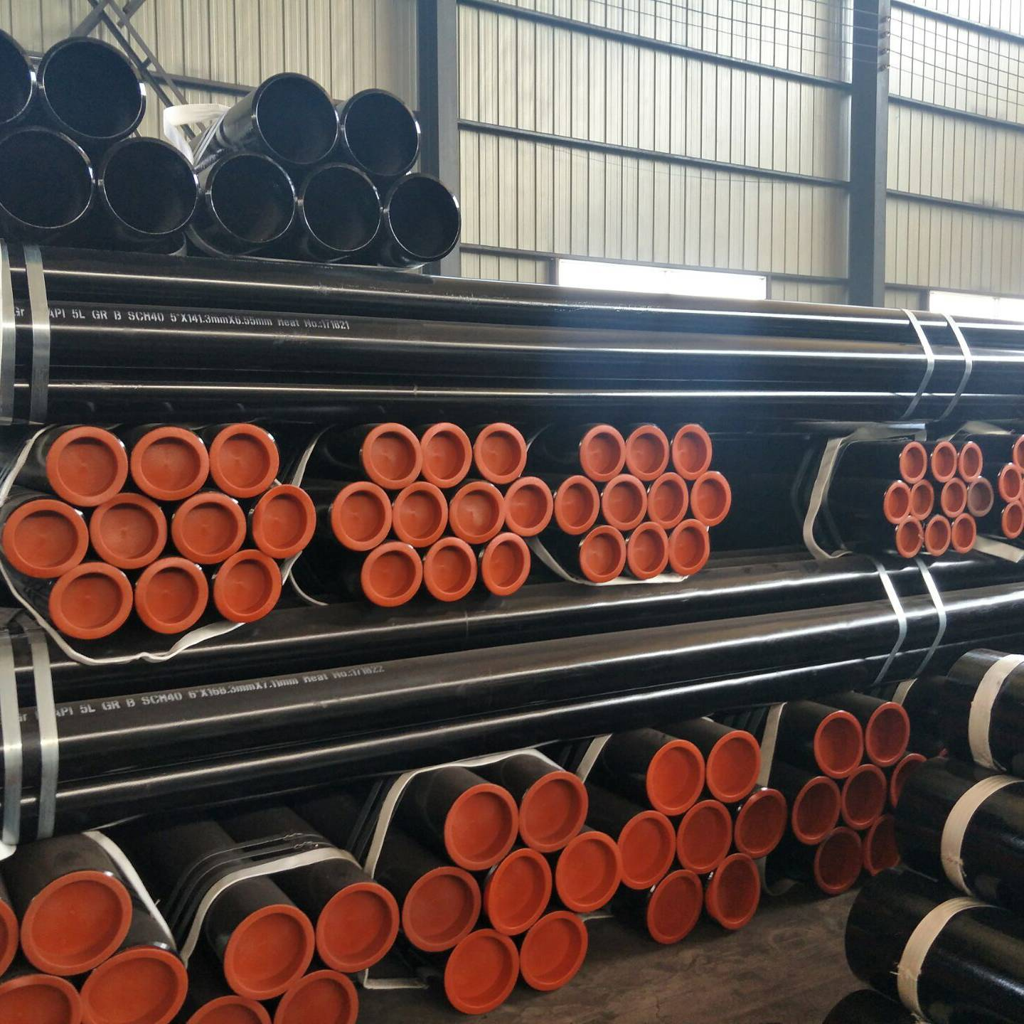 EN 10204 Seamless Pipe Featured Image