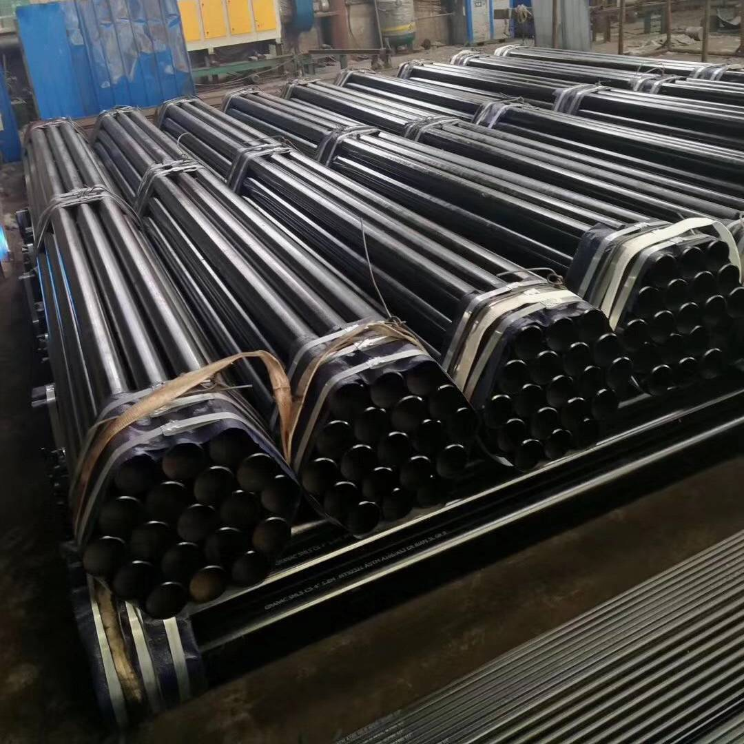 Carbon Steel Seamless Pipe Featured Image