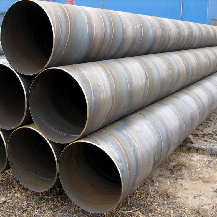 SSAW Steel Pipe Featured Image