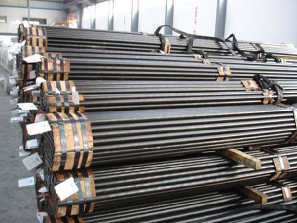 Difference between hot rolled and cold drawn steel tube