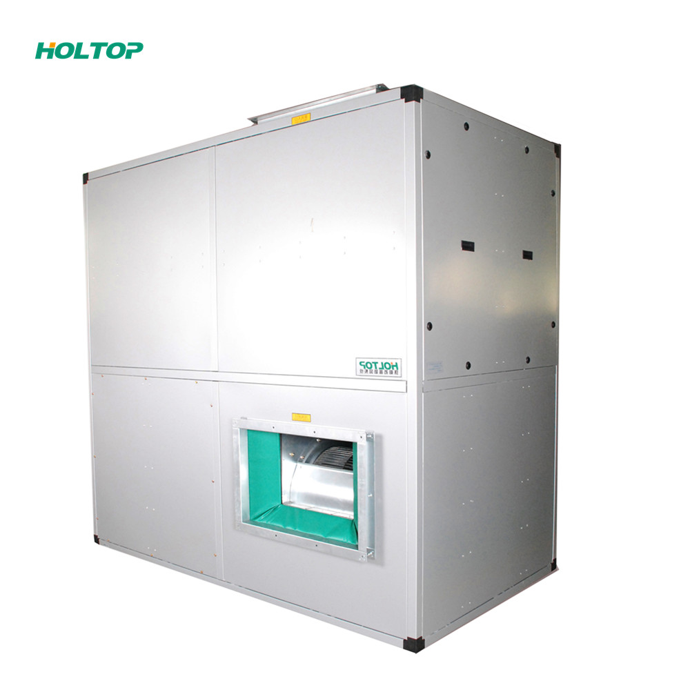 Wholesale Price China Tunnel Ventilation Air Duct - Industrial D Series Floor Type Energy Recovery Ventilators – Holtop