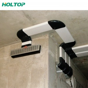Discount wholesale Tornado Powered Extract Ventilator -