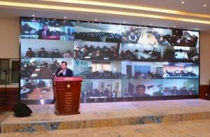 HOLTOP Held the 2020 Annual Summary and Commendation Video Conference