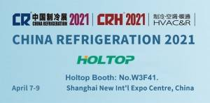 Meet us at 2021 China Refrigeration Exhibition