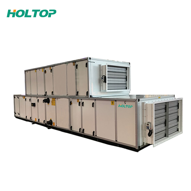 Factory directly supply Regulating Volume Control Damper For Air Ventilation - DX Coil Air Handling Units AHU – Holtop