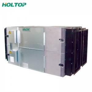 High Performance Air Finned Tubular Duct Heater -