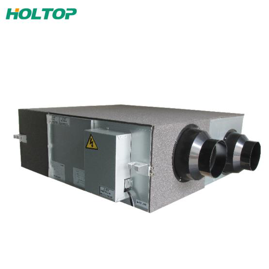 2017 Latest Design Copper Tube Aluminium Fin Heat Exchanger -