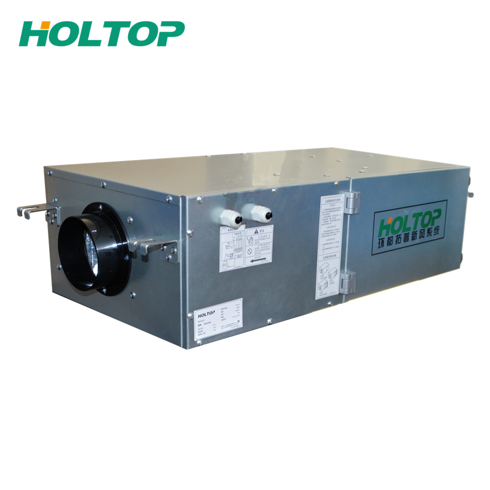 Big discounting Compair Heat Exchanger - Single Way Fresh Air Filtration Systems – Holtop Featured Image