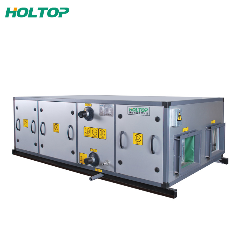 Hot sale Factory Dehumidifier Condenser - Rooftop Air Handling Units AHU – Holtop detail pictures