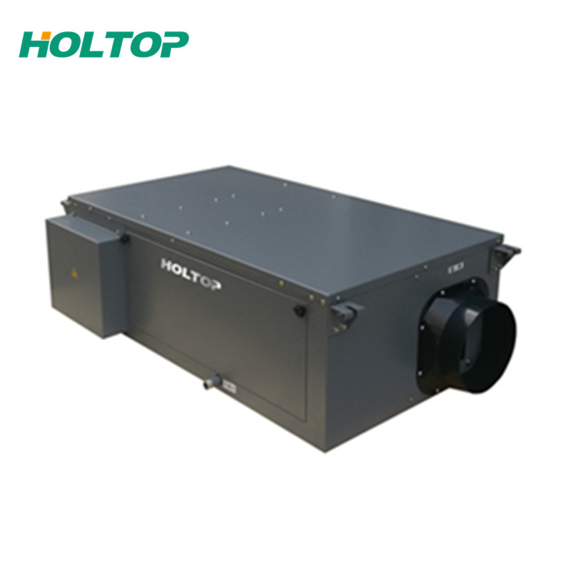 Factory making Three Ways Plastic Corners For Ahu -