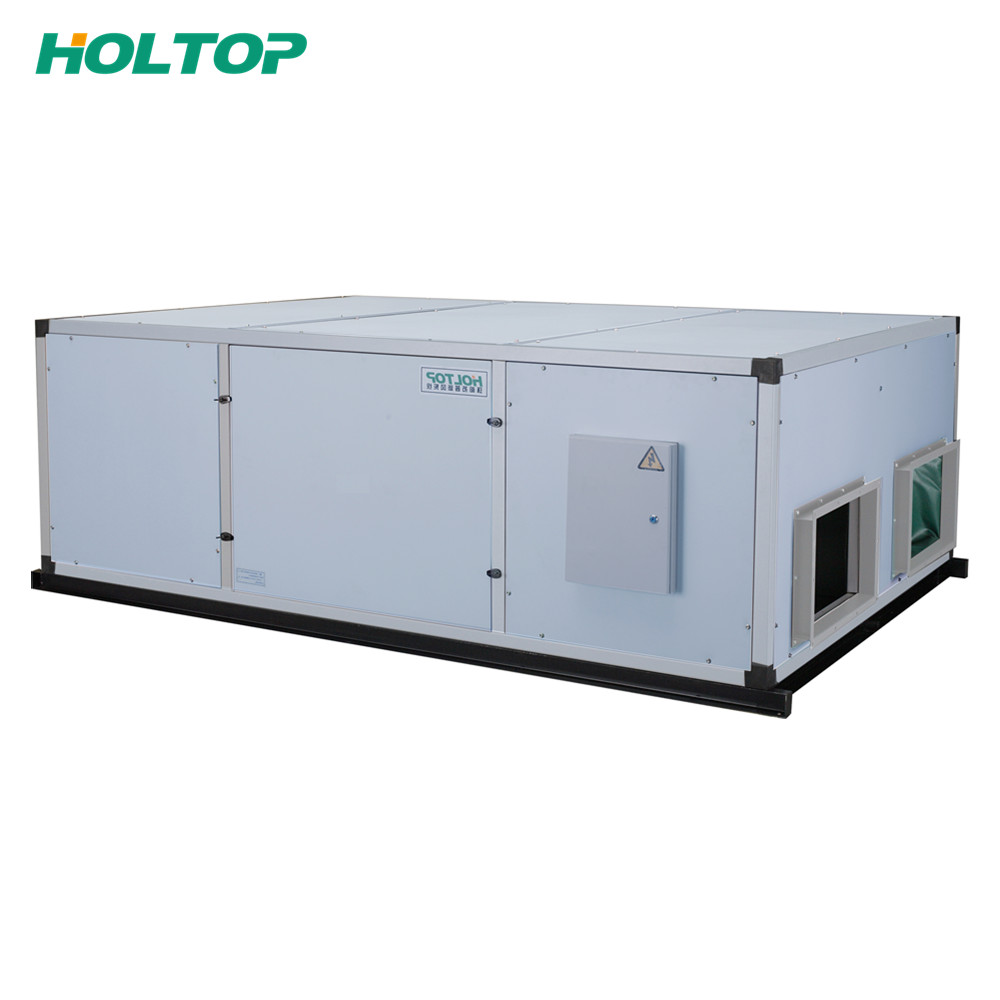 Europe style for Heat Pump Ducting -