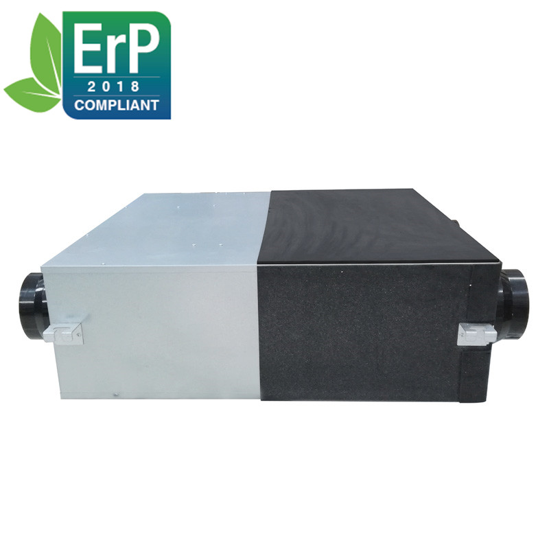 Manufacturing Companies for Brazed Plate Air Exchange Unit - Eco-Smart HEPA Heat Energy Recovery Ventilators – Holtop detail pictures