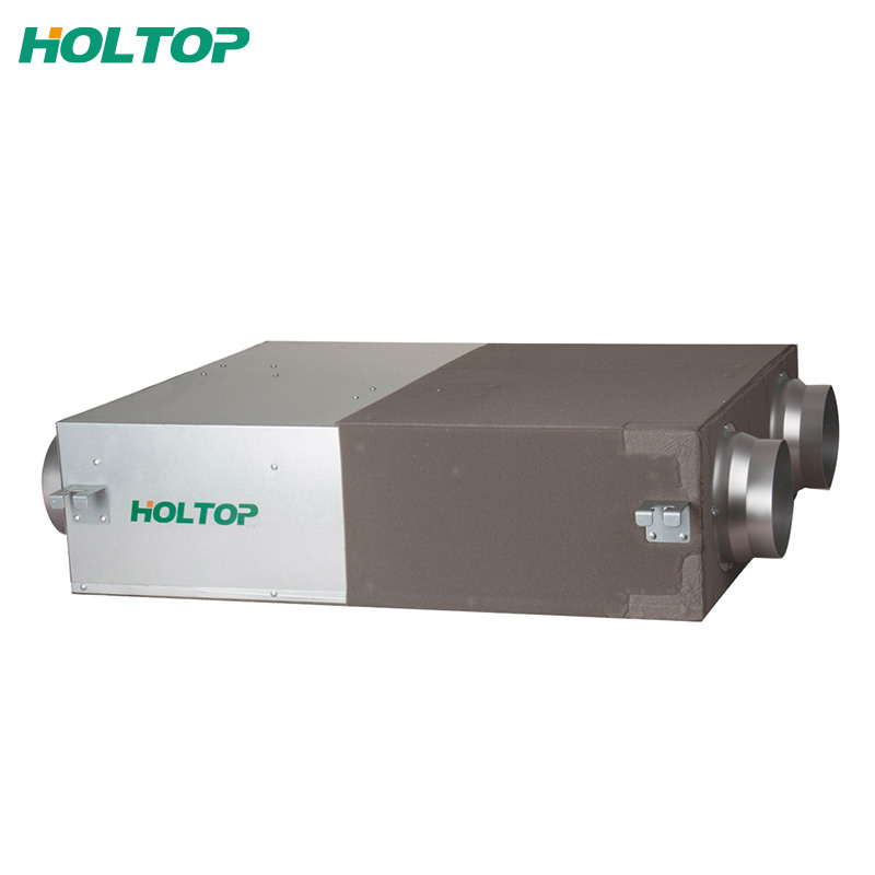 Wholesale Price Function Air Conditioner Evaporator - Eco-Slim Energy Recovery Ventilators – Holtop detail pictures