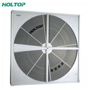 Special Design for The Air Handling Unit With Heat Recovery -